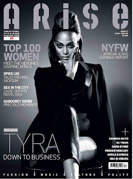 Arise - Tyra Banks