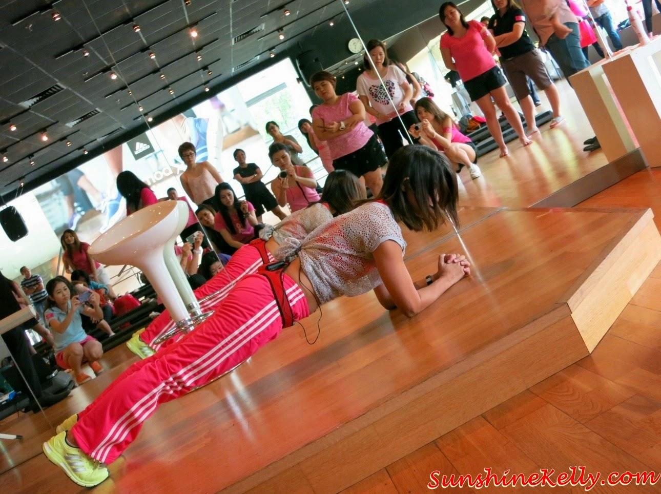 Workout, Celebrity Fitness, Lot 10, SHILLS Miracle Lift Beauty Workshop, shills, anosa, dot dot, miracle lift