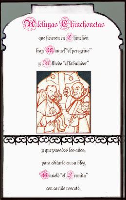 ALELUYAS CHINCHONETAS