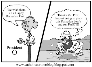 Difference between Islam and Catholicism