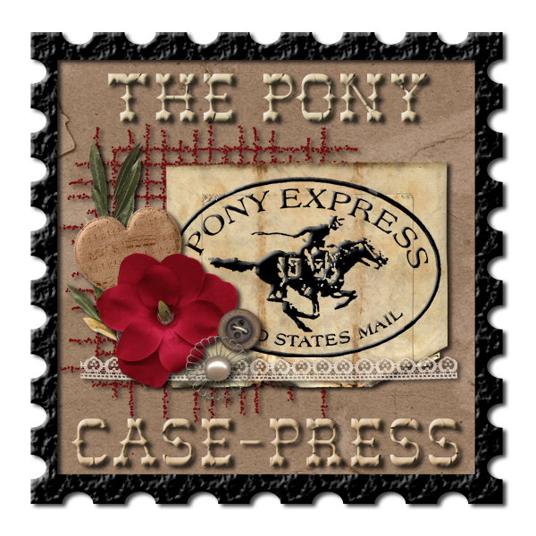 The PONY CASE-press