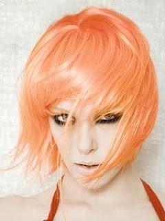 Punk Hair Color 2012
