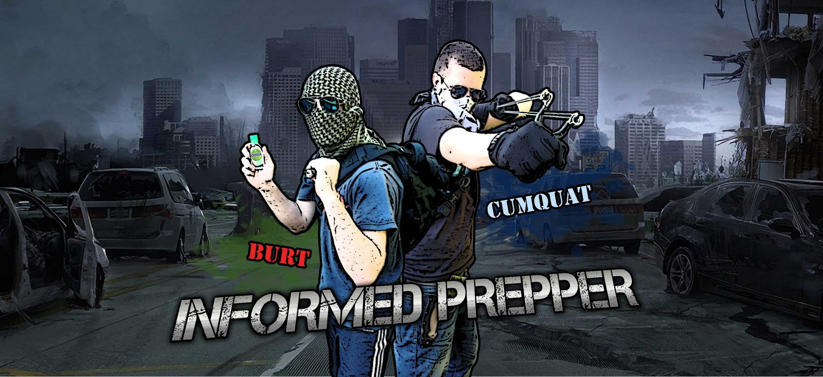 The Informed Prepper