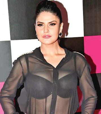 Hate Story 3 Actress Zarine Khan Bold Pics