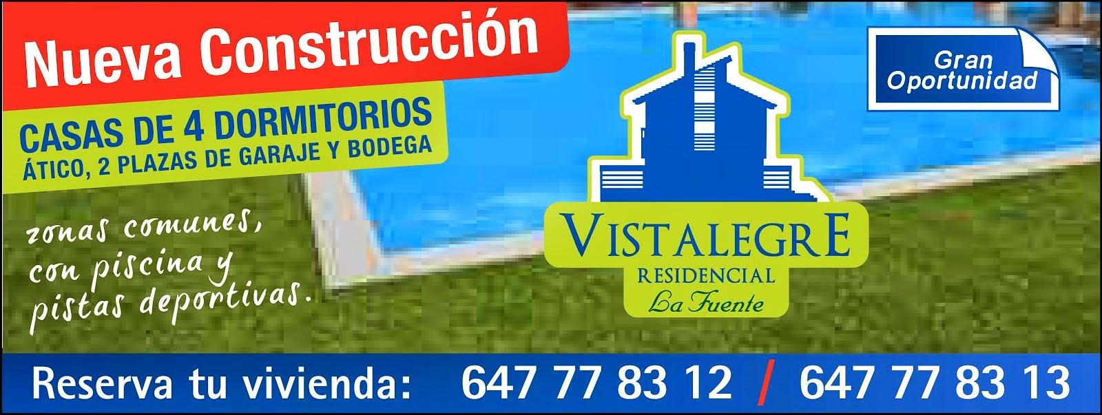 Residencial La Fuente.- VISTA ALEGRE