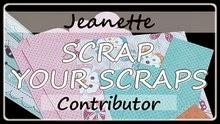Scrap Your Scraps Contributor
