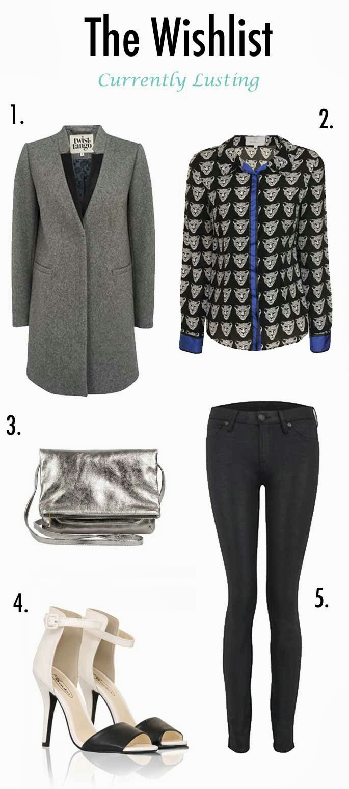 Wishlist - Autumn Outfit Ideas
