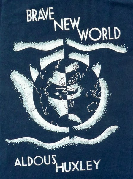 Aldous huxley essay brave new world Marked by Teachers