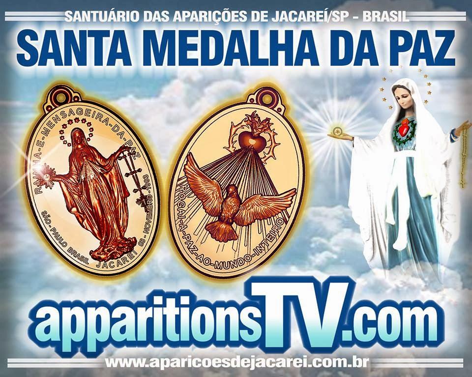 A SANTA MEDALHA DA PAZ
