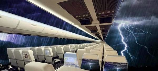 Airplane of the future