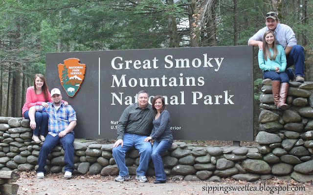 Gatlinburg, family, smoky mountains national park