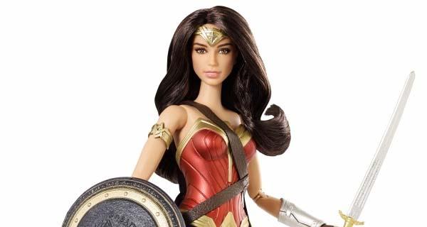 Gal Gadot Barbie Wonder Woman