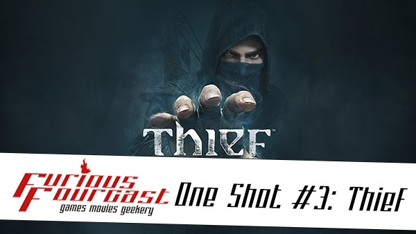 Furious Fourcast One Shot #3 - Thief