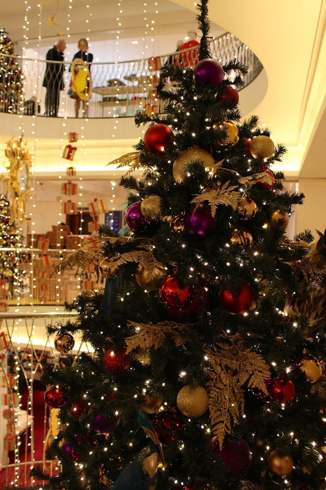 fortnum & mason christmas tree