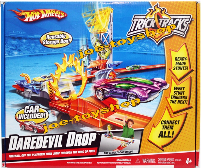 HotWheels Daredevil Drop