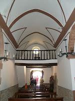 Interior de Sant Pere de Valldeneu