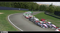 rFactor enduracers mod porsche cup 4