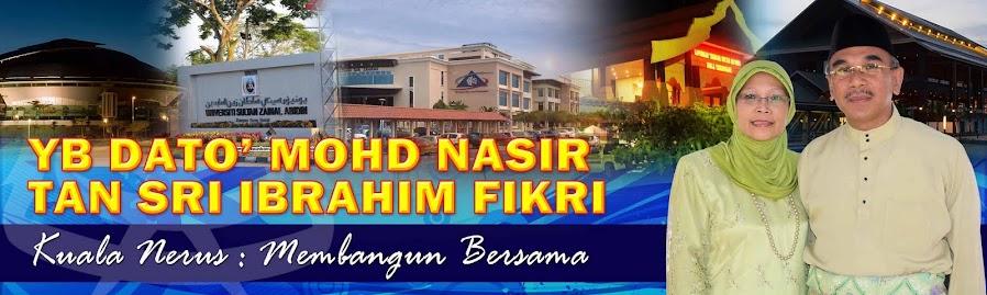 YB Dato' Mohd Nasir Tan Sri Ibrahim Fikri