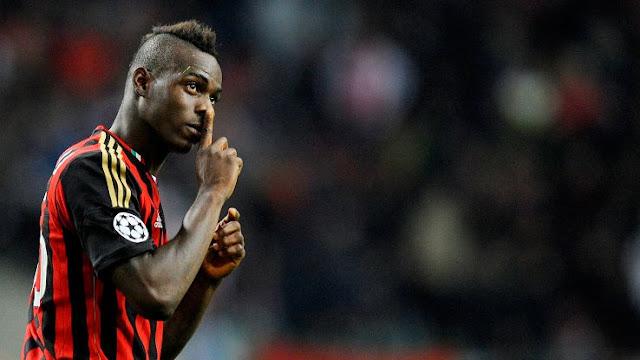 AC Milan đang muốn đưa Balotelli trở về Serie A từ Liverpool