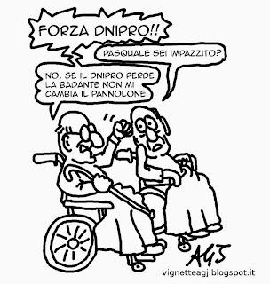 Calcio, Umorismo, Napoli calcio, anziani, sport, umorismo