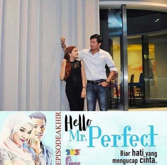 Drama Hello Mr Perfect Jadi Mangsa Kutukan, Ini Luahan Hati Penerbitnya