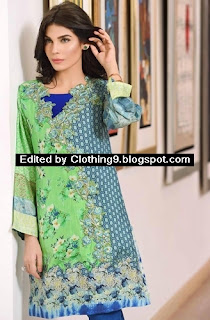 Sobia Nazir Luxury Pret Eid Collection 2015