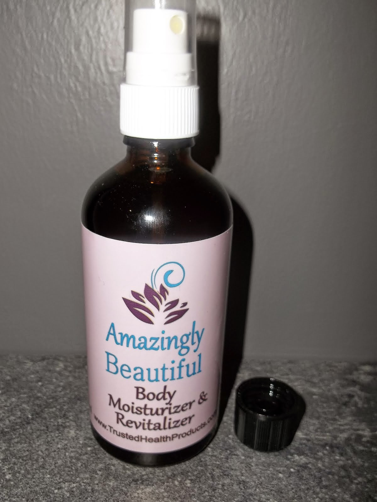Current Giveaway! Amazingly Beautiful Body Moisturizer Ends 6/15