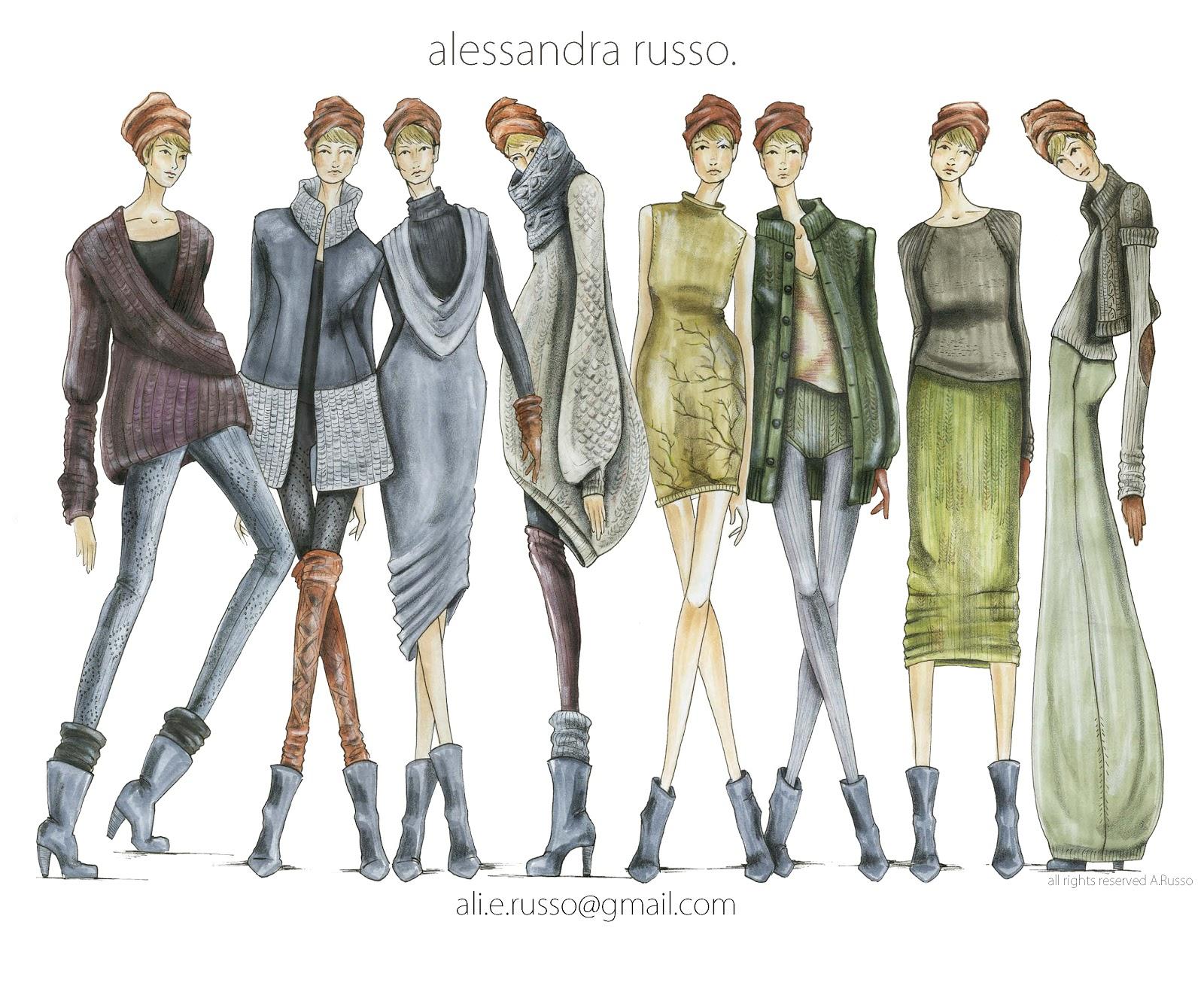 KnitGrandeur Alessandra Russo Knitwear Designer