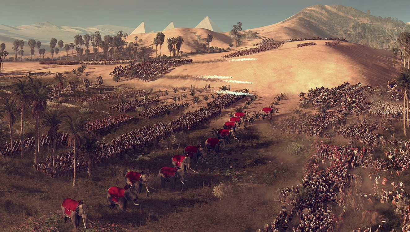 Рецензия для Total War: Rome II Превью для Total War: Rome II Другие статьи
