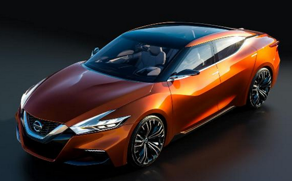 2015 Nissan Maxima Attractive Review and Release Date