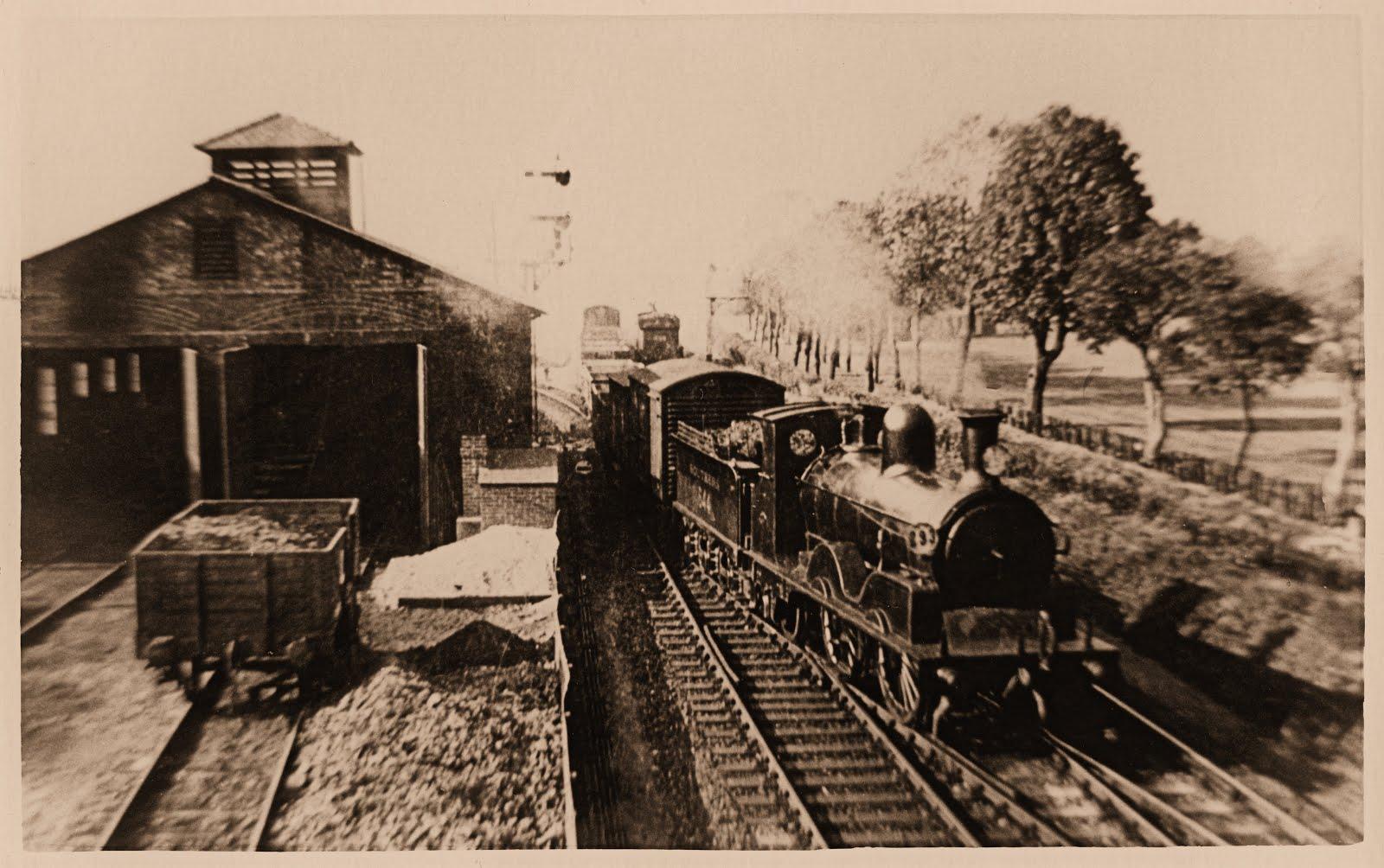Gosport Engine shed