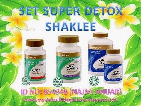 Set Super Detox