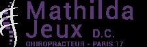 Chiropracteur Paris 17 - Mathilda Jeux