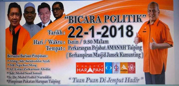 Bicara Politik