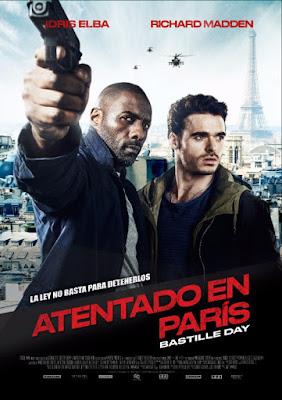Atentado en Paris en Español Latino