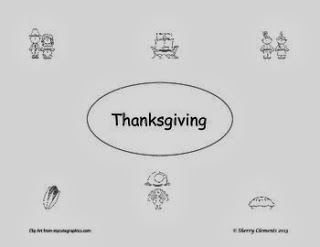 http://www.teacherspayteachers.com/Product/Thanksgiving-Graphic-Organizer-FREEBIE-970135