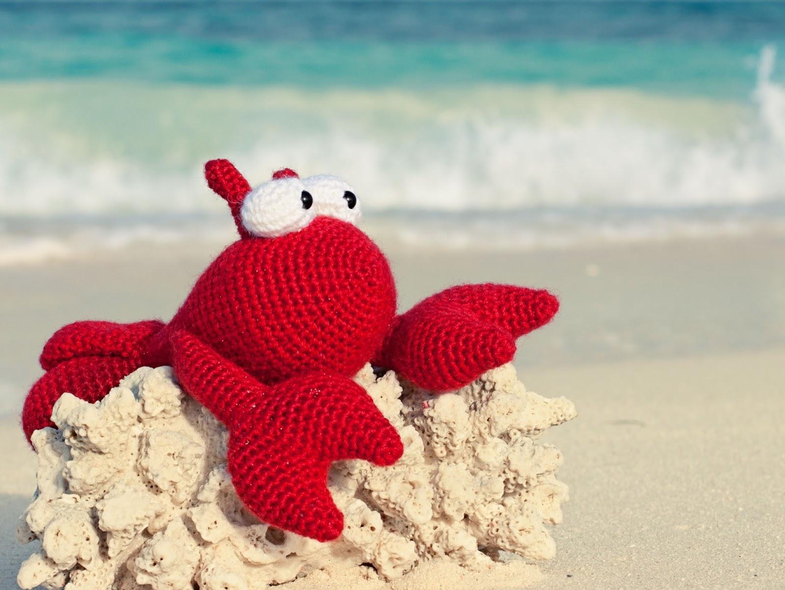 amigurumi-langosta-lobster