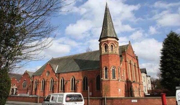 1. Masjid Didsbury, Manchester City