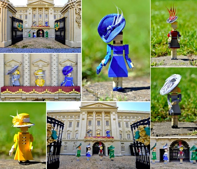 Rachel Trevor-Morgan Lego hats