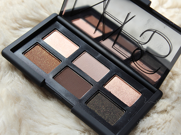 nars god created woman palette review