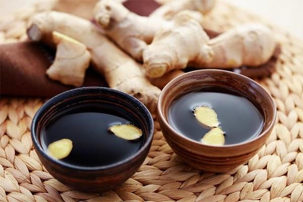 شاي الزنجبيل مشروب مفيد للشتاء