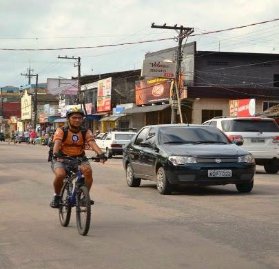 bikeboy em Ananindeua
