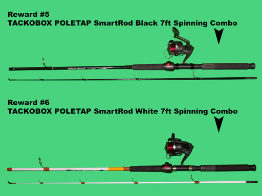 Rod pancing Termahal