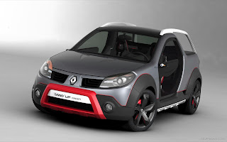 Renault Sand Up Concept 2008