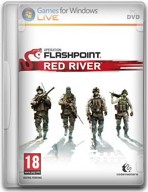 Capa Operation Flashpoint: Red River   PC (Completo) + Crack