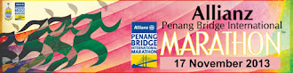 17 Nov - Penang Bridge International Marathon