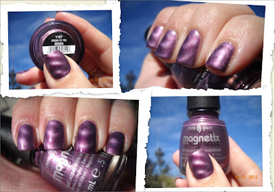 Drawn To You China Glaze Magnetix