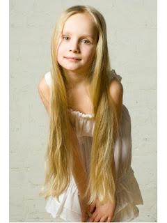 Frisuren für Mädchen Haar 2012/2013