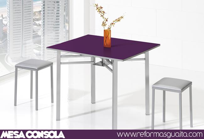 mesa cocina pequeña precio