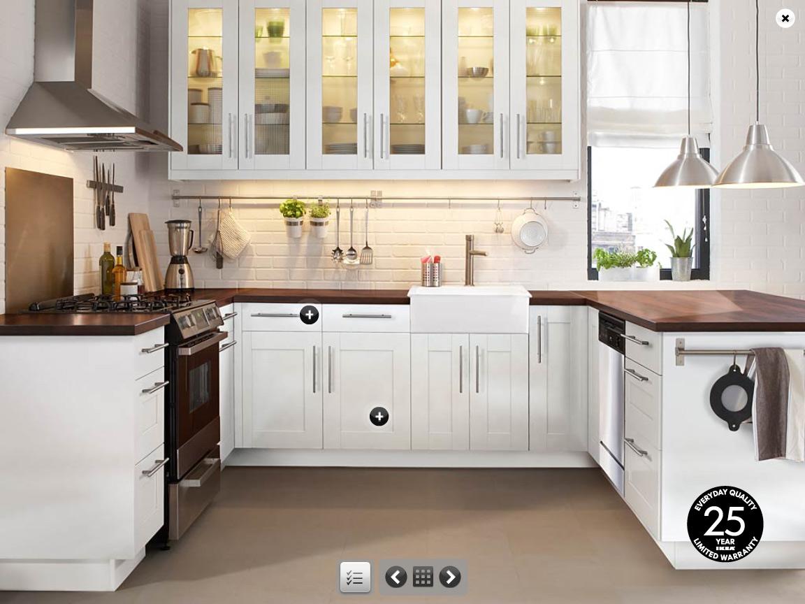 Ikea Kitchen Photos